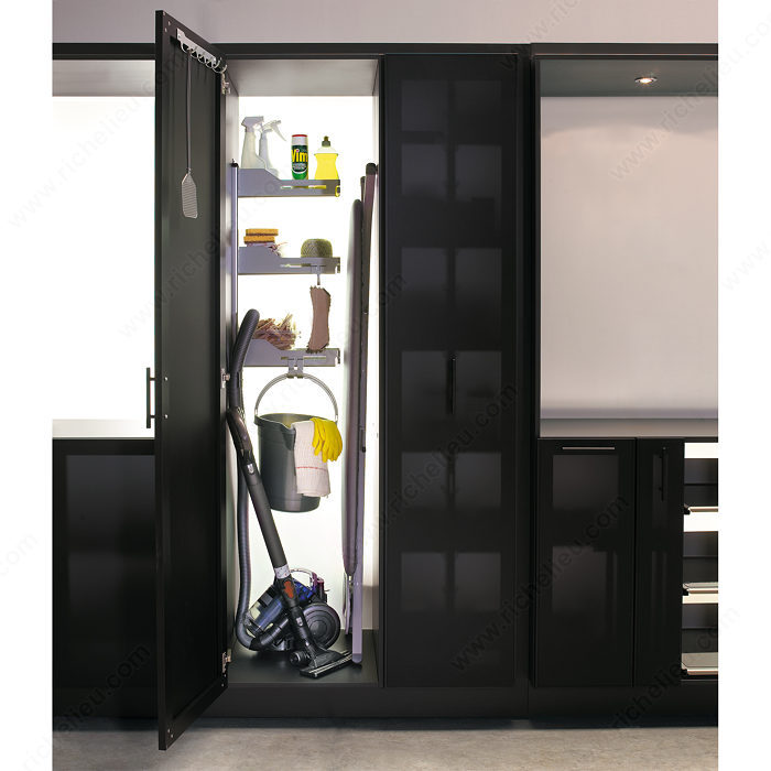 syst me de rangement pour armoire balai sesam 6356110 salle de montre. Black Bedroom Furniture Sets. Home Design Ideas